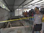 Buang Limbah Cair ke Pemukiman, Pabrik Sabun di Karawang Disegel