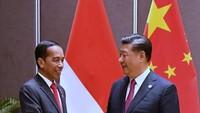 Risiko di Balik Mesranya Hubungan RI-China