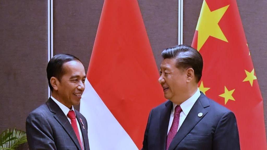 Jokowi Minta Wisman China Kunjungi 10 Bali Baru ke Xi Jinping