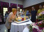 Dapat Kejutan Ulang Tahun ke-57, Risma: Aku Lali Malahan