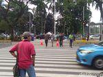 Warga Harap Tilang Elektronik Berlaku di Pelican Crossing