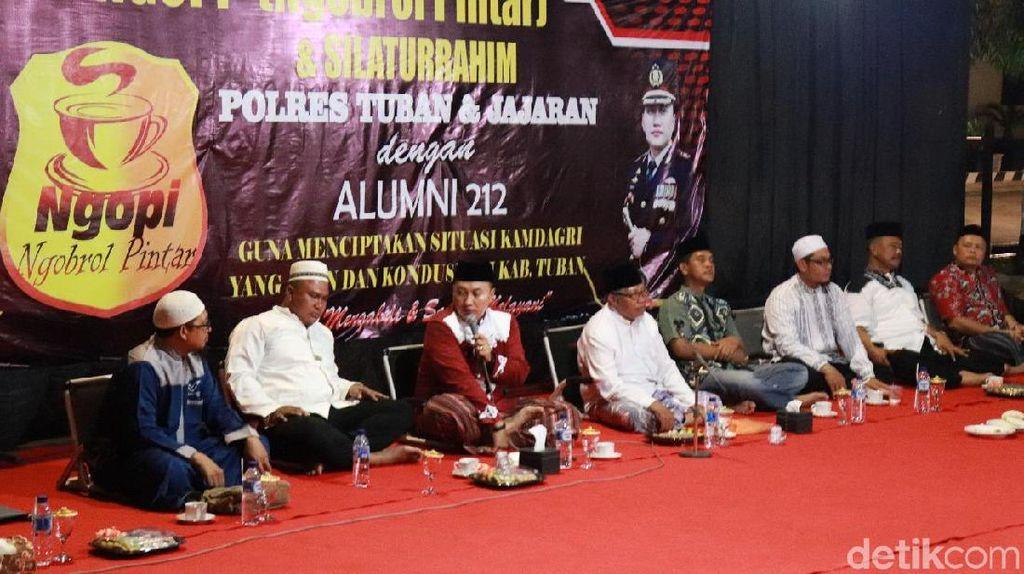 Alumni 212 Tuban Sepakat Tidak Hadir di Reuni Pekan Depan