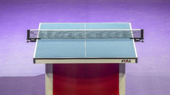 Federasi tenis meja Indonesia mengalami trialisme. (Ilustrasi - Foto: Marcelo Endelli/Getty Images)