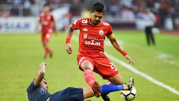 Bambang Pamungkas menjadi pemain Indonesia yang paling sering menjadi bintang iklan. (