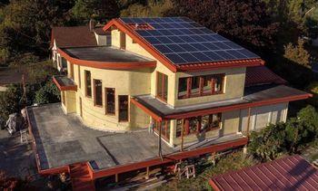 Rumah Ini 'Didaur Ulang' Jadi Ramah Lingkungan