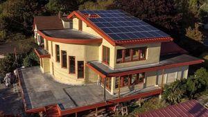 Rumah Ini Didaur Ulang Jadi Ramah Lingkungan