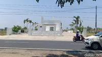 Sebelum kasus laporan pencemaran nama baik, Sisca Dewi diketahui membangun sebuah masjid yang dikabarkan senilai Rp 6 miliar di Madiun. Foto: Sugeng Harianto/ detikHOT