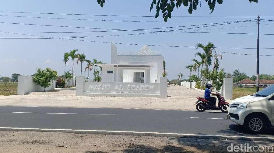 Begini Penampakan Masjid Rp 6 M yang Dibangun Sisca Dewi di Madiun