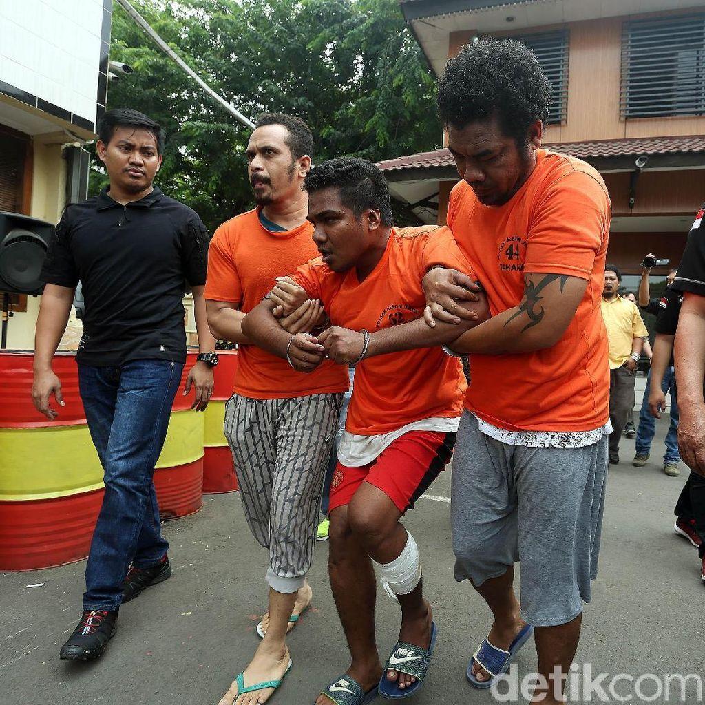 Polisi Tangkap Tiga Pelaku Pengeroyokan di Diskotek Bandara