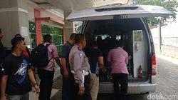 Satgas Antiteror Dalami Motif 2 Pria Serang Polisi Lamongan
