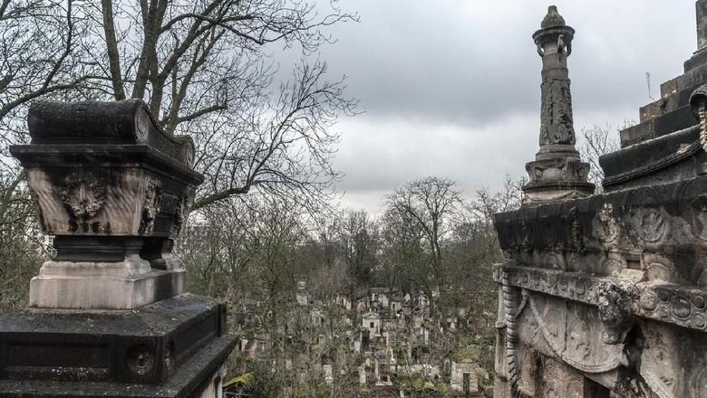 Pemakaman Pere Lachaise di Paris (iStock)