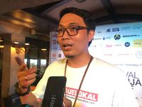 Founder and Committee Lead Festival Belanja Online Muhammad Arief