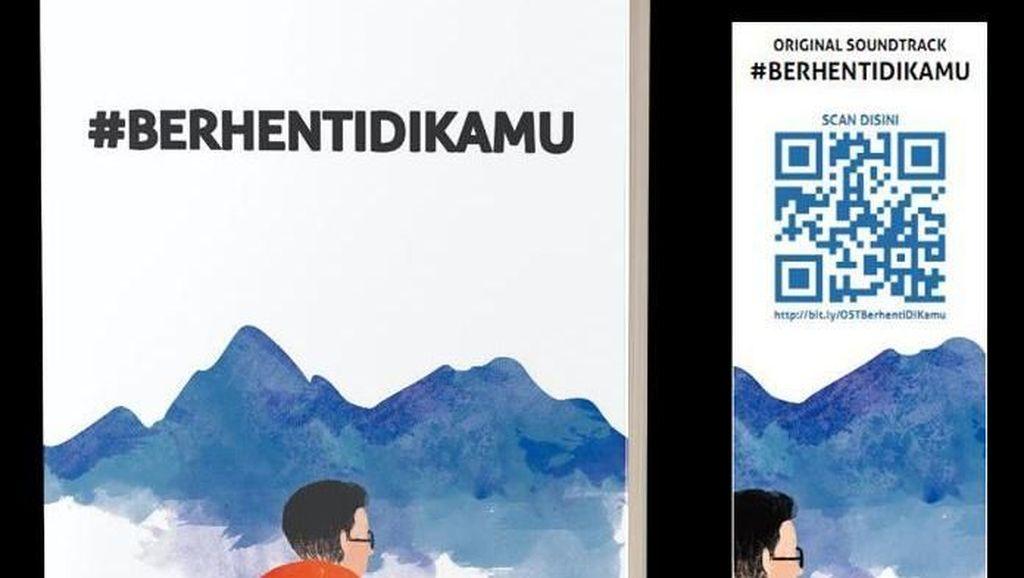 Novel #BerhentiDiKamu Ungkap Kisah Cinta Tak Biasa Dokter Gia Pratama
