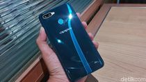 Penampakan Oppo A7 yang Tampil Mewah dan Menawan