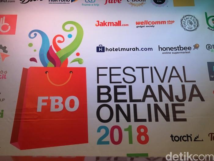 Ini beda Festival Belanja Online dengan Harbolnas (Foto: Agus Tri Haryanto/detikINET)