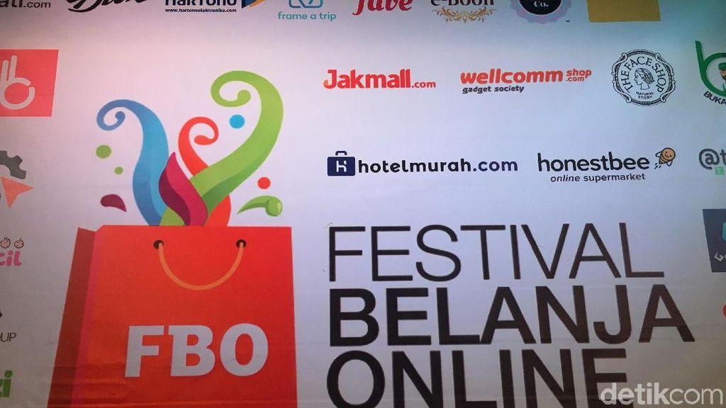 Festival Belanja Online dan Harbolnas Tidak Sama, Ini Bedanya