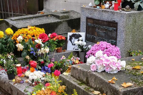 Pemakaman ini begitu menarik karena ada makam para tokoh terkenal. Seperti vokalis The Doors Jim Morrison, sastrawan Oscar Wilde, Marcel Proust dan masih banyak lagi (iStock)