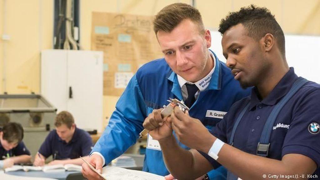 Buka Pasar Kerja Untuk Warga Asing, Jerman Rampungkan RUU Imigrasi