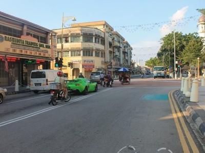 Menyusuri Sudut Klasik Negeri Jiran, Penang
