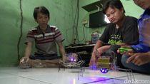 Keren! Ada Robot Laba-laba Ciptaan Pemuda Tuna Wicara