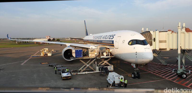 Singapore Airlines jadi yang paling top dalam ajang tahunan Airline Excellence Awards oleh AirlineRatings (Masaul/detikTravel)