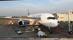 Singapore Airlines Luncurkan Layanan Tes Covid-19 untuk Penumpang