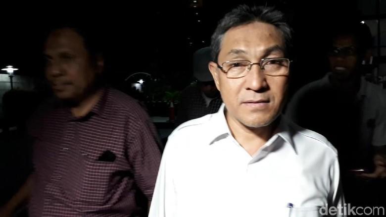 Usai Diperiksa KPK, Anggota DPR F-PAN Sukiman: Untuk Penyelidikan