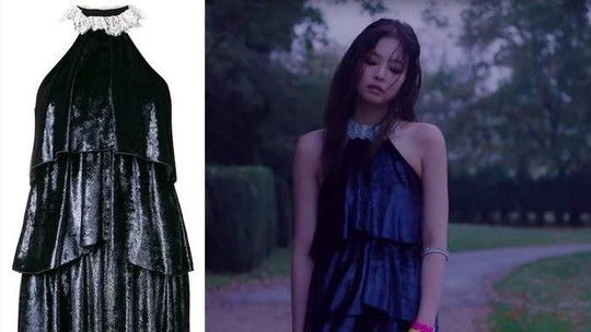 Gaya dan Penampilan Jennie BLACKPINK di Video Klip Solo