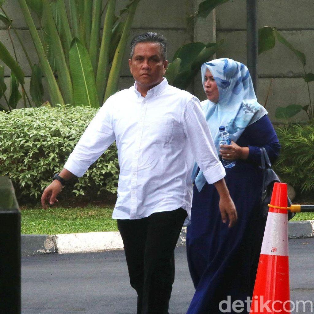 Ketua DPRD Labuhanbatu Diperiksa KPK