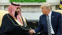 Senat AS Minta Trump Pastikan Peran MBS dalam Pembunuhan Kashoggi