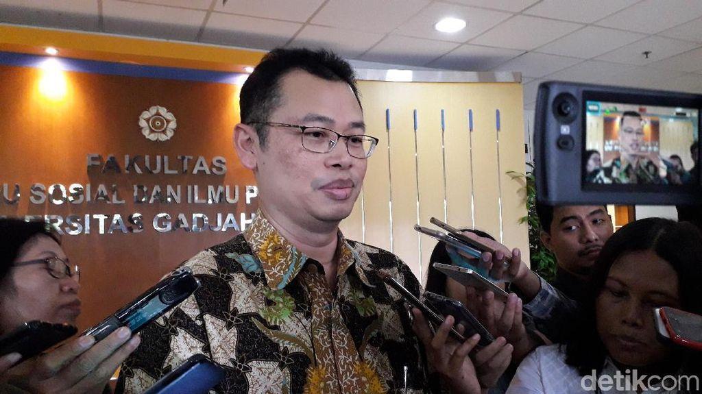 Ombudsman Investigasi Kasus Perkosaan, Ini Harapan Dekanat UGM