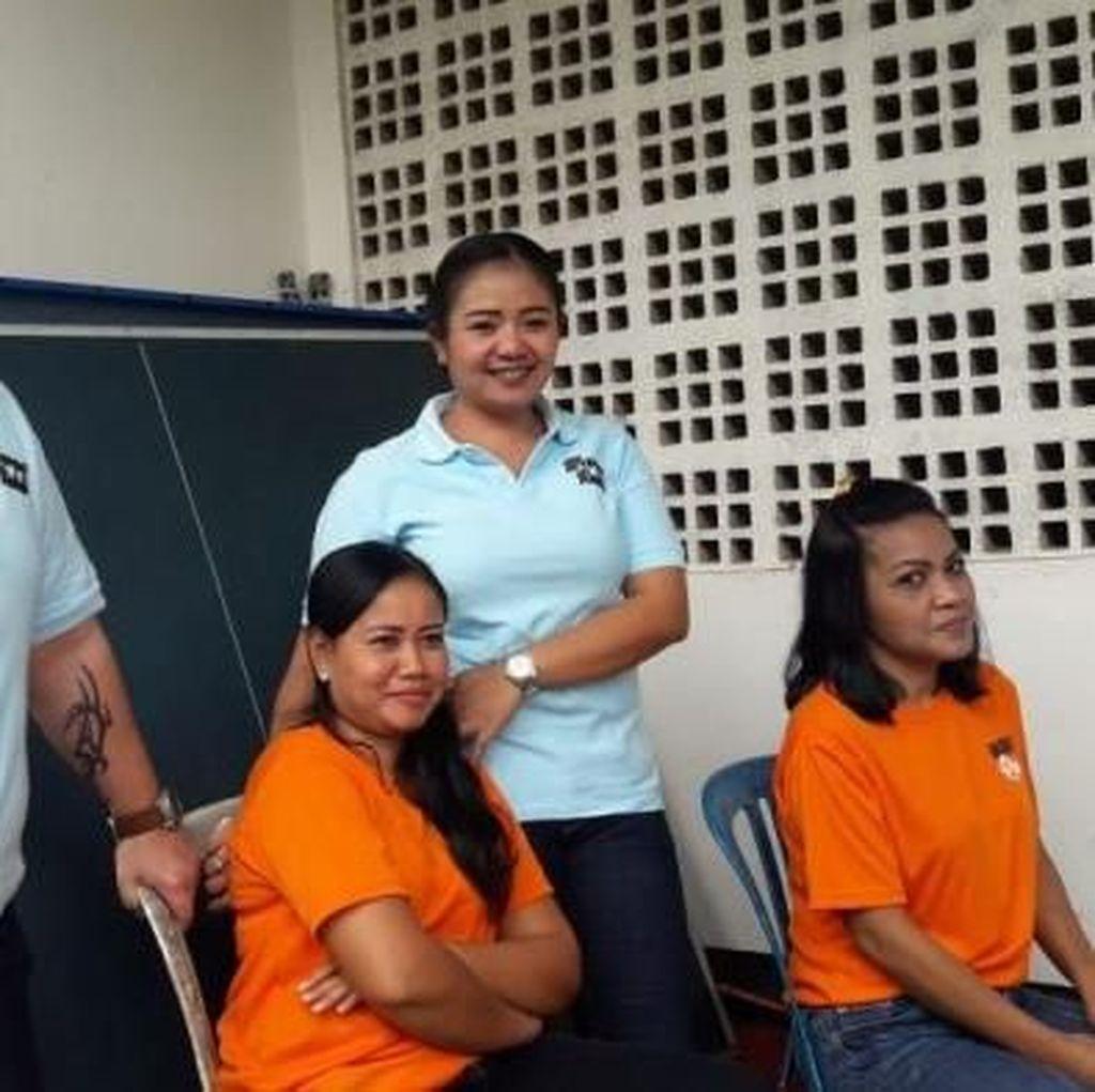 BNN: Selama Jalani Hukuman, Renae Lawrence Dapat Perlakuan Sama