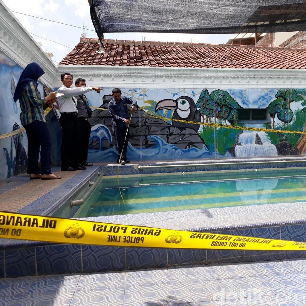 2 Bocah Tewas Tenggelam di Kolam Renang Yogya, Polisi Periksa 7 Saksi
