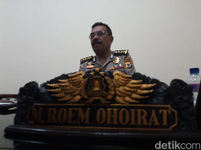 Kabid Kabid Humas Polda Maluku Kombes M Roem