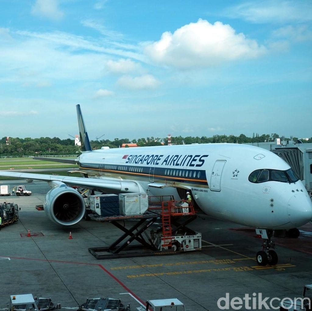 Kelas Ekonomi Rasa Bisnis di Pesawat Baru Singapore Airlines