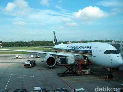 Singapore Airlines Kini Buka Penerbangan Nonstop ke Seattle Amerika