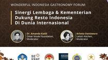 Lewat WIGF 2018, Kemenpar Promosikan Kuliner Indonesia ke Dunia