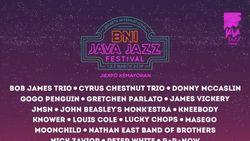 Malam Mingguan di BNI Java Jazz 2019, Yuk!