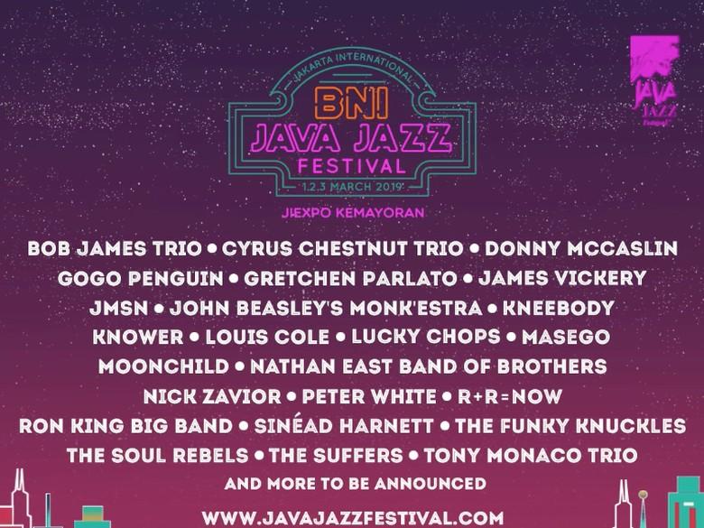 Foto: Java Jazz Festival 2019