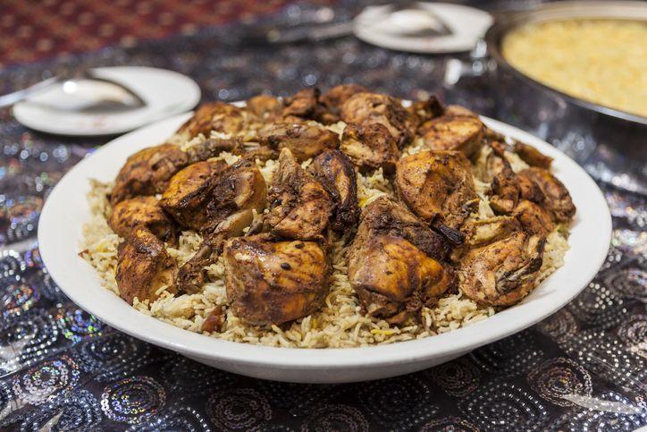 Traditional Arabic Machboos