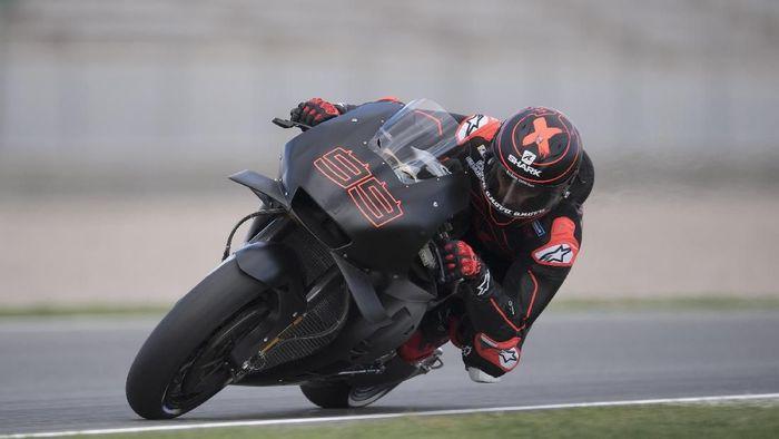 Jorge Lorenzo dianggap belum cepat di atas motor Honda. (Foto: Mirco Lazzari gp/Getty Images)
