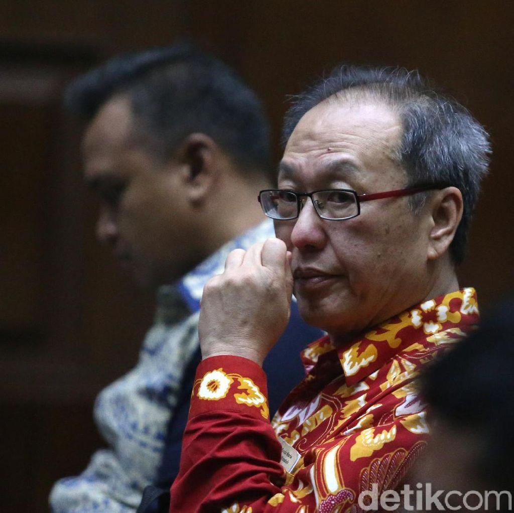 2 Terdakwa Korupsi e-KTP Bacakan Pleidoi