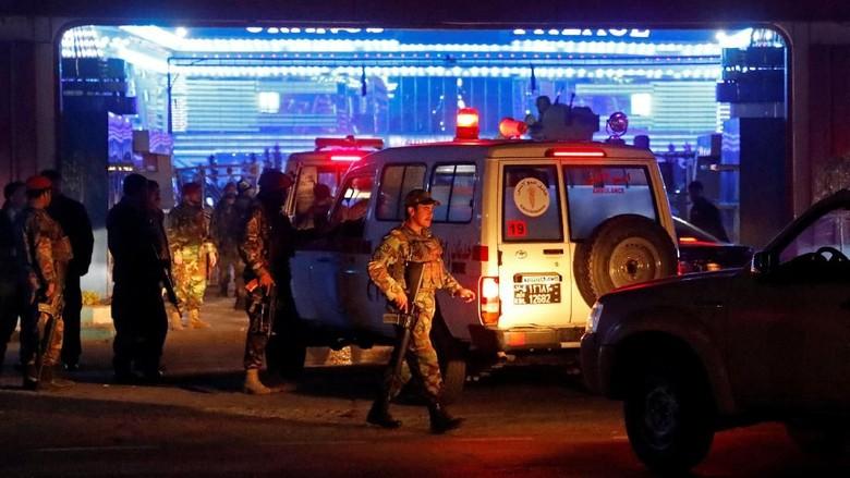 ISIS Klaim Dalangi Teror Bom di Pertemuan Ulama di Afghanistan