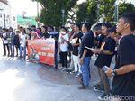Ada Relawan Laskar Mahasiswa untuk Jokowi 2 Periode di Yogya