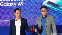 Usung 4 Kamera Belakang, Ini Harga Galaxy A9 di Indonesia