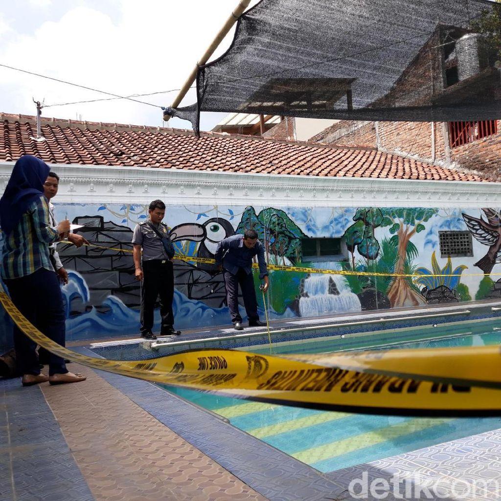 2 Bocah Tewas Tenggelam, Polisi Periksa Pemilik Kolam Renang di Yogya
