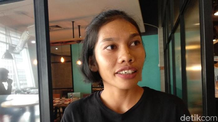 Odekta Naibaho. Foto: Widiya Wiyanti/detikHealth