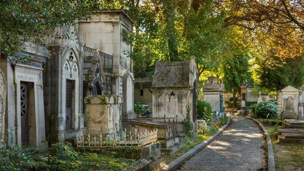 Ada Corona, Warga New York Lebih Suka ke Pemakaman Daripada ke Taman