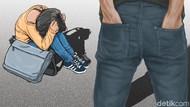 Polisi: Pria Onani di Depan Anak-anak di Bekasi Ekshibisionis Seksual