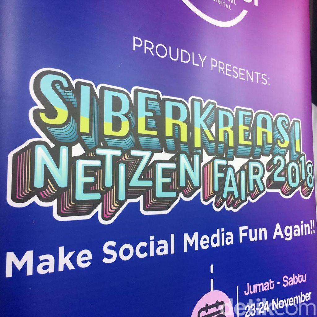 #SNF2018, Ajang Menjadi Netizen yang Menginspirasi